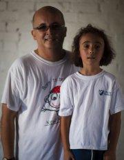 Michel Belval et sa fille Catherine.... (Photo: André Pichette, La Presse) - image 3.0