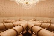 L'installation Le soliloque et le diplomate de Yannick... (Le Soleil, Yan Doublet) - image 6.0