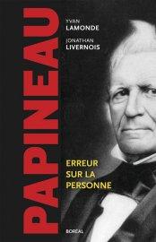 Papineau - Erreur sur la personne, publié chez... (PHOTO LA PRESSE) - image 1.0