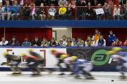 La coupe du monde de patinage courte piste... (Photo: Robert Skinner, La Presse) - image 5.0