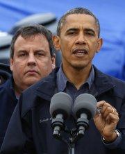 Barack Obama a livré une conférence aux côté... (Photo: Reuters) - image 2.0