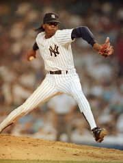 Pascual Perez dans l'uniforme des Yankees de New... (Photo: ap) - image 3.0