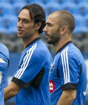 Alessandro Nesta et Marco Di Vaio... (Photo: PC) - image 2.0