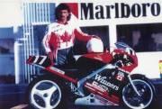 Mario  Duhamel a été sept  fois  champion  Supersport canadien, dans les années 80 et 90.
