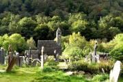 Dans le cimetière du monastère Saint-Kevin, le temps... (Yves Ouellet, collaboration spéciale) - image 2.0