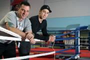 Chez les Zewski, la boxe est une histoire... (Photo: Stéphane Lessard) - image 1.0