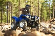 Le Yamaha Grizzly 500 FI.... (Photo fournie par Yamaha) - image 4.0