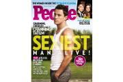 Le magazine People a élu mercredi l'acteur américain... - image 1.0