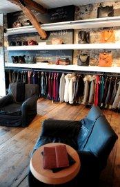 La boutique aménagée sur le boulevard Champlain est... (Le Soleil, Erick Labbé) - image 1.0