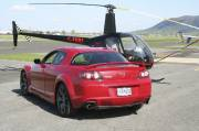 La Mazda RX-8.... (Photo Jacques Duval, collaboration spéciale) - image 3.0