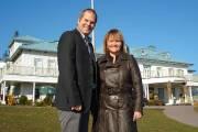 Yves Juneau et Ginette Faucher, directrice générale du... - image 3.0