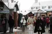 Dans le décor d'un village plusieurs fois centenaire,... (Photo collaboration spéciale Johanne Martin) - image 1.0