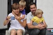 Une famille interviewée dans la série de Radio-Canada.... (Photo: fournie par Radio-Canada) - image 3.0