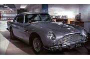 L'Aston Martin DB5 originale, utilisée par James Bond... - image 2.0