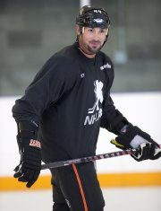 Sheldon Souray s'est joint aux Ducks d'Anaheim pour... (Photo: Robert Skinner, La Presse) - image 2.0