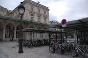 La gare de l'est.... (Photo: Nathaëlle Morissette, La Presse) - image 2.0