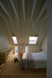 La chambre principale est d'une grande simplicité.... (Photo Benoît Lafrance) - image 2.0
