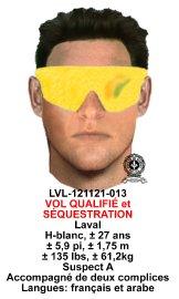 La police de Laval est à la recherche des auteurs d'un braquage de domicile qui... - image 2.0