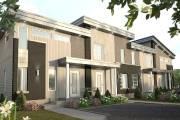 Les maisons en rangée seront vendues à partir... (Photo fournie par Momento Immobilier) - image 2.0