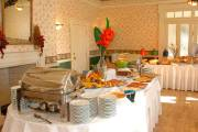 Clou de ce buffet matinal du Manoir Montmorency,... (Photo fournie par le manoir Montmorency) - image 3.0