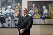 Daryl Evans, ancien des Kings de Los Angeles... (Photo: Robert Skinner, La Presse) - image 2.0