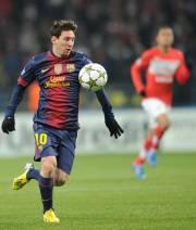 Lionel Messi n'est plus qu'à un but d'égaler... (Photo: AFP) - image 2.0