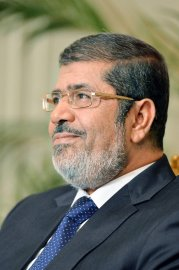Le président égyptien Mohamed Morsi.... (PHOTO KHALED DESOUKI, AFP) - image 4.0