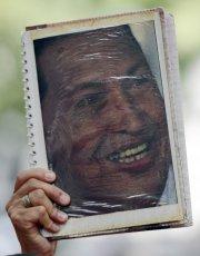 Le président vénézuélien Hugo Chavez devait se rendre dimanche à... (Photo: AFP) - image 2.0