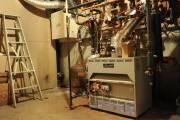 La chaudière au gaz naturel installée chez les... (Le Soleil, Steve Deschênes) - image 1.0
