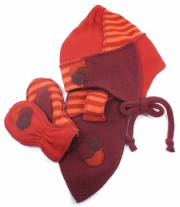 Trio d'accessoires d'hiver pour enfants confectionnés par la... - image 2.0