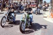Daytona est La Mecque des motards (si on oublie la décadente Sturgis, dans le Dakota du Sud).