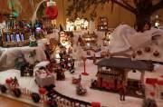 Le village de Noël a été constitué au... (Le Soleil, Yan Doublet) - image 2.1