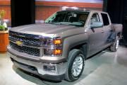 Le Chevrolet Silverado devrait attirer des acheteurs qui... (Photo Éric Descarries, collaboration spéciale) - image 1.0