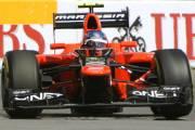 C'est le Britannique Max Chilton qui va remplacer Charles Pic (notre photo) chez Marussia en 2013.