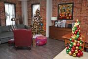 Décoration éclectique au salon avec un canapé de... (Le Soleil, Pascal Ratthé) - image 1.0