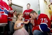 L'histoire qui suit en est une de princesse.... (Photo: Alain Roberge, La Presse) - image 3.0