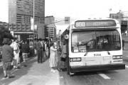 La mise en service du Métrobus, en 1992,... (Archives Le Soleil) - image 1.0