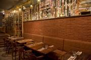 Le cellier trône au centre du restaurant. Les... (Le Soleil, Steve Deschênes) - image 1.0