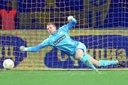 Bernd Leno est devenu le plus jeune gardien... (Photo: AFP) - image 3.0