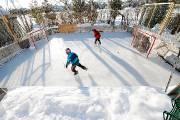 Le hockey en toute simplicité... (Le Soleil, Erick Labbé) - image 4.0