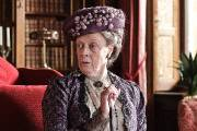 Maggie Smith (Violet) dans Downton Abbey... - image 1.0
