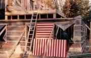 En 1989, Florent Cousineau a récupéré les panneaux... (Photo fournie par Florent Cousineau) - image 1.1