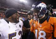 Ray Lewis et les Ravens ont eu le... (Photo: Reuters) - image 2.0