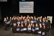 Les finissants de la cohorte 2007-2012 du programme... - image 1.0