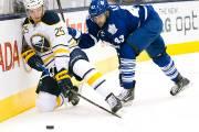 Mikhail Grigorenko a joué 13 minutes dans la... (La Presse Canadienne) - image 1.0