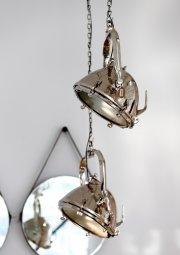 Luminaires d'inspiration Ralph Lauren... (Le Soleil, Yan Doublet) - image 1.1