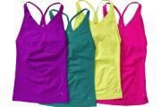 Débardeurs GoDry colorés à dos nageur, de la... - image 1.0