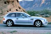La BMW Z3 M-Coupe 1999.