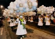 Le deuxième défilé du Carnaval 2013, en Haute-Ville.... (Le Soleil Erick Labbé) - image 1.0