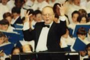 L'abbé Thompson a dirigé les Petits chanteurs de... (Photo: Petits chanteurs de Trois-Rivières) - image 1.0